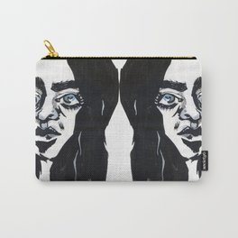 Staring into the void Carry-All Pouch