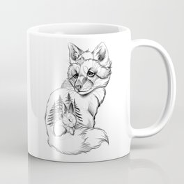 Foxland Coffee Mug