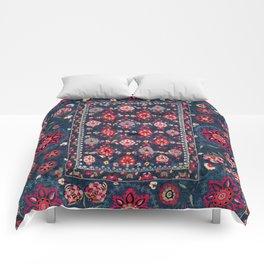 Lakai Suzani Shakhrisyabz Uzbek Embroidery Print Comforters