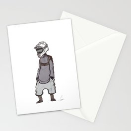 BIKER Stationery Cards