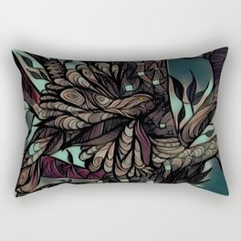 Dark Flights Rectangular Pillow