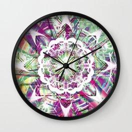 Introspective Reflection Wall Clock