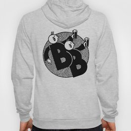 Belgian beer cartoon style Hoody
