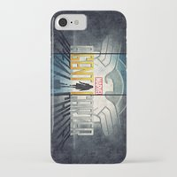 agent carter iPhone & iPod Cases featuring carter by 3e3e
