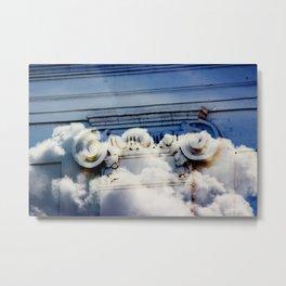 Wolken Metal Print