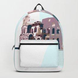 Colosseum Rome Backpack