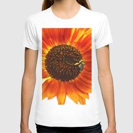 Buzzing the sunflowers T-shirt