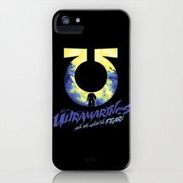 Ultramarines iPhone Case