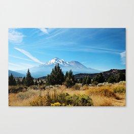 Mt. Shasta Canvas Print