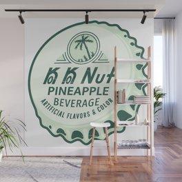 Vintage Ko Ko Nut Pineapple Soda Pop Bottle Cap Wall Mural