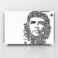 che iPad Cases featuring Che by Rucifer