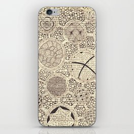 Cellular iPhone Skin