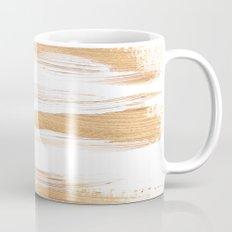 Golden Strokes Mug