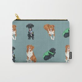 Donut Dogs Carry-All Pouch