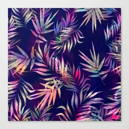 Tropical Infusion Canvas Print