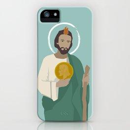 St. Jude Illustration iPhone Case