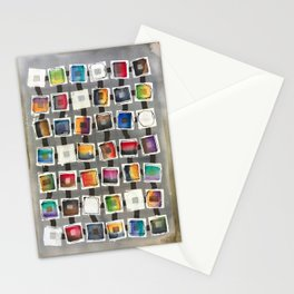 Being different Stationery Cards
