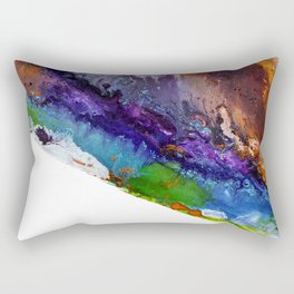 Devil and the Deep Blue Sea Rectangular Pillow