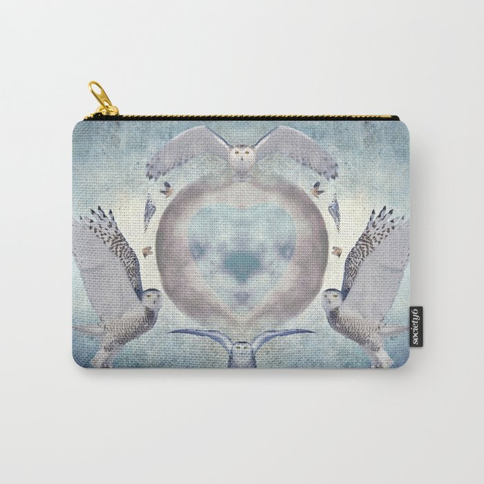 Whispers of my imagination Carry-All Pouch