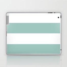 Maine Ocean Cabana Stripes Laptop & iPad Skin