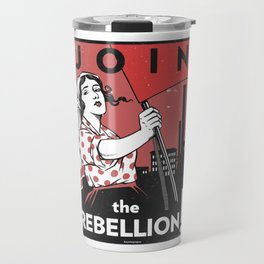 Join The Rebellion! Travel Mug