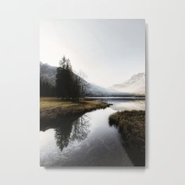 Mountain river 2 Metal Print