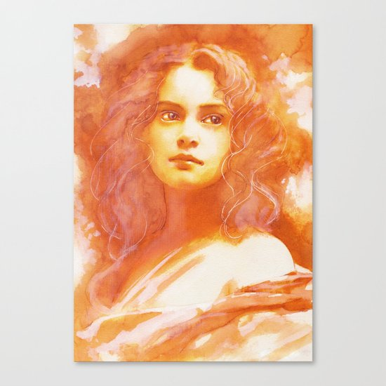 Days with endless wonder Canvas Print