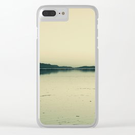 Your Voice Clear iPhone Case