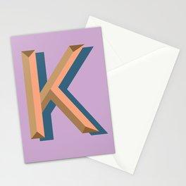 k Stationery Cards