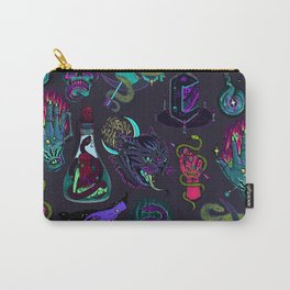 Neon Demons Carry-All Pouch