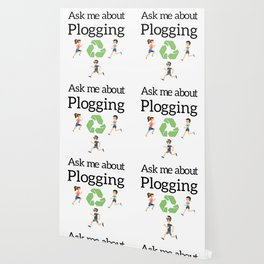 Ask me about Plogging Wallpaper