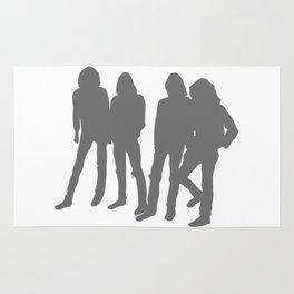 The Ramones Rug