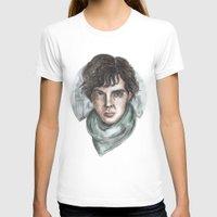 sherlock holmes T-shirts featuring Sherlock Holmes by ArtEleanor