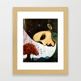 Time Can't Erase the Memory Framed Art Print