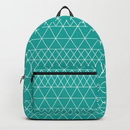 Turquoise Backpack