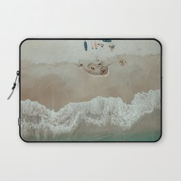 The Sea Shore (Color) Laptop Sleeve