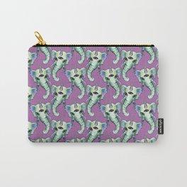 elephant unicorn alien Carry-All Pouch