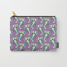 elephant unicorn alien Carry-All Pouch