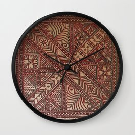 Trip to Morocco Wall Clock
