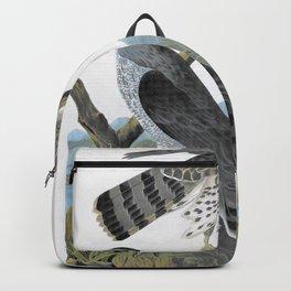 Goshawk, Stanley Hawk - John James Audubon Backpack