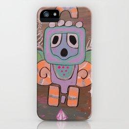 Jungle Juju iPhone Case