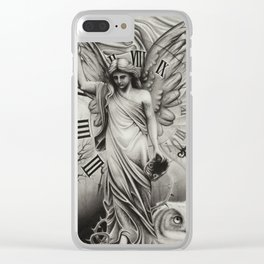 Angelus Clear iPhone Case