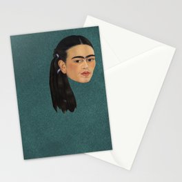 Frida Kahlo Self Portrait Stationery Cards