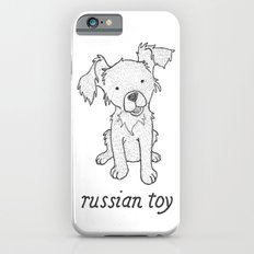 Dog Breeds: Russian Short Haired Terrier iPhone 6s Slim Case