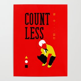 SHINee - Countless Poster
