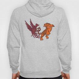 Cocks vs Tigers Hoody