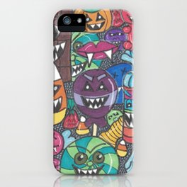 Killer Candy iPhone Case