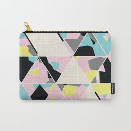 triangle no.3 / with love Carry-All Pouch
