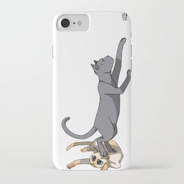 The Cats iPhone Case