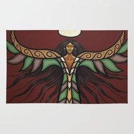 Thunderbird Woman Rug